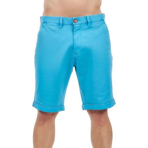Aνδρική βερμούδα Chinos ''Summer'' Battery Γαλάζιο
