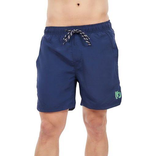 "Swim Shorts Navy ""Vacation"""