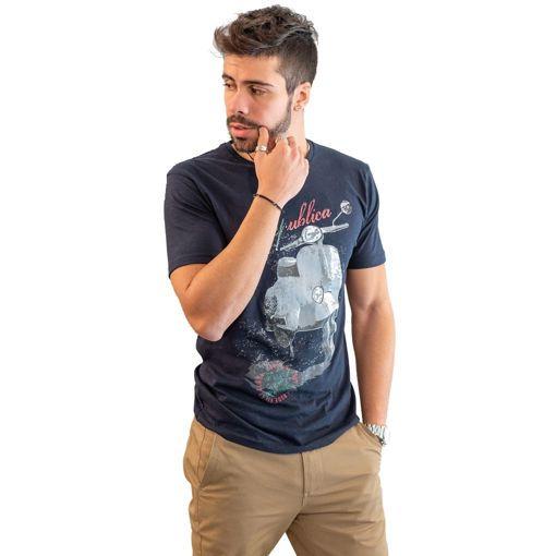 """T-shirt """"Vespa"""""""