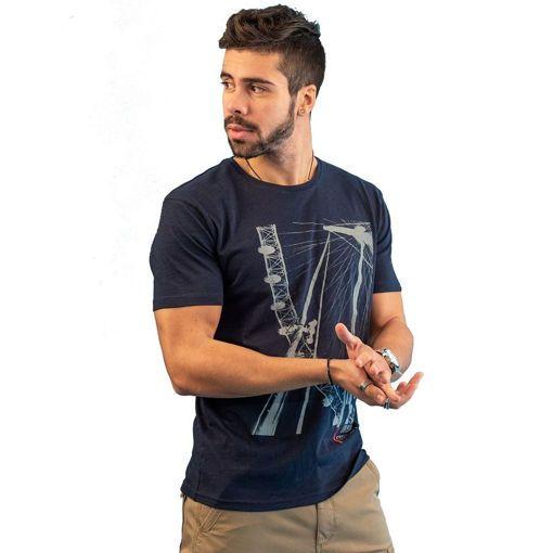 """Ανδρικό T-Shirt """"Urban Concept""""  Greenwood"""