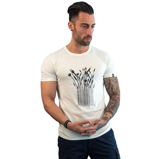 """Ανδρικό T-shirt """"Connect"""" Greenwood"""