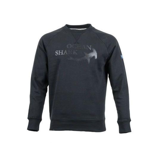 Ανδρικό Φούτερ Ocean Shark με Στάμπα