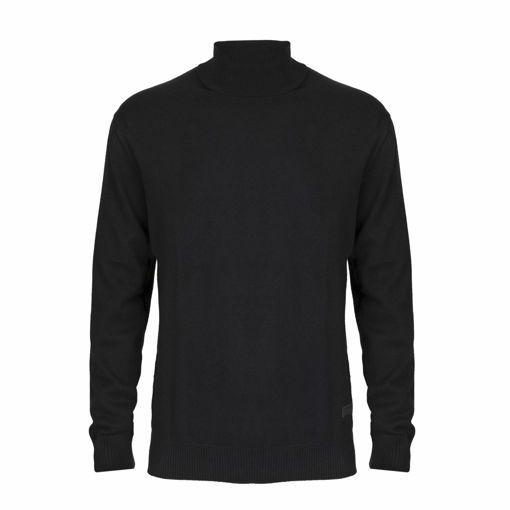 Ανδρική πλεκτή ζιβάγκο μπλούζα RUN
