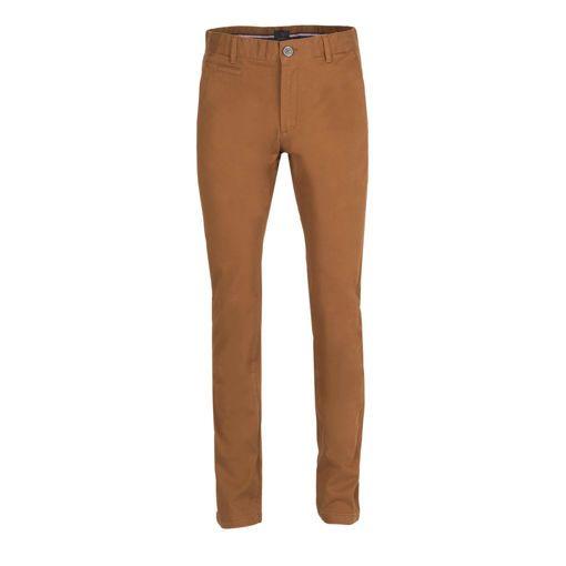 Ανδρικό chinos παντελόνι Battery Camel