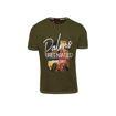 """Ανδρικό βαμβακερό T-shirt Greenwood """"Palms"""""""