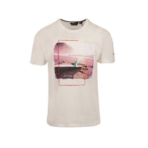 """Ανδρικό βαμβακερό T-shirt Ocean Shark  """"Deep Sea"""""""