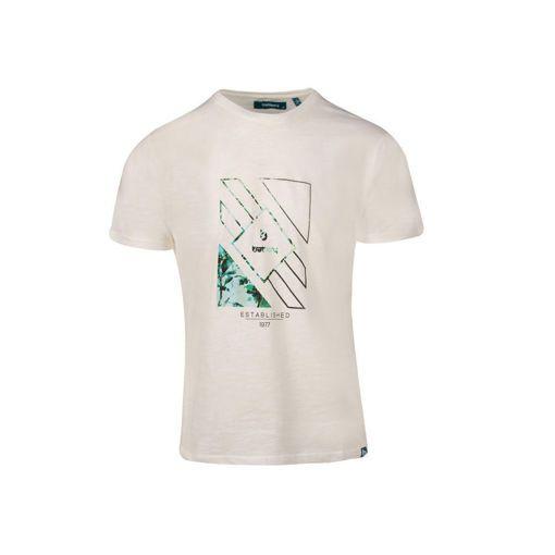 Ανδρικό βαμβακερό T-shirt Battery ''Established''