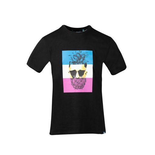 """Ανδρικό βαμβακερό T-shirt Battery """"Pineapple"""""""